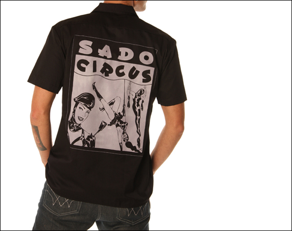 item of the week : sado workshirt