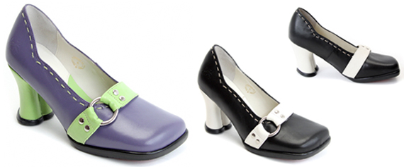 item of the week : hi choice vanny heel by fluevog