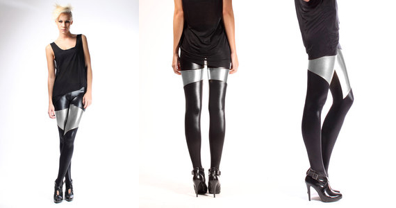 item of the week : silver spartans by Black Milk
