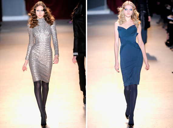 Zac Posen Fall 2011. Zac Posen fall 2011 : paris