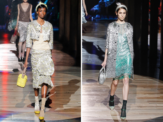 new york fashion week : Marc Jacobs spring 2012