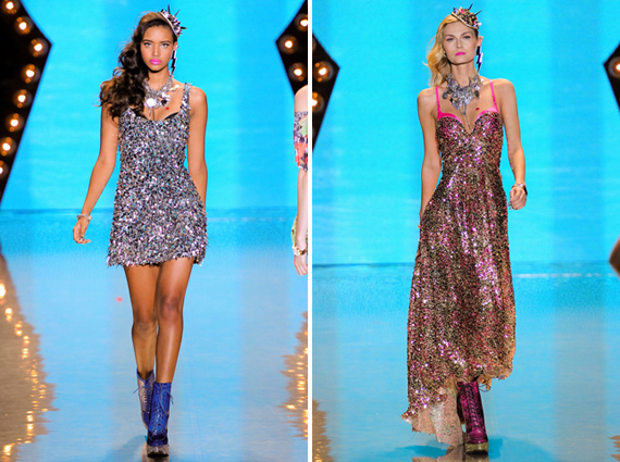 new york fashion week : Betsey Johnson spring 2012
