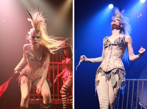 in attendance : Emilie Autumn at The Gramercy Theatre