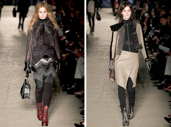 new york fashion week : Rag & Bone fall 2012