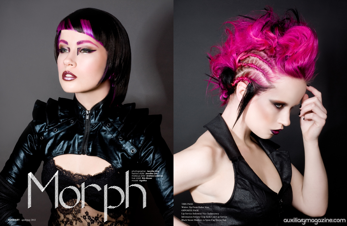 beauty editorial : Morph