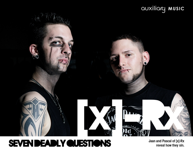 seven deadly questions : x-Rx