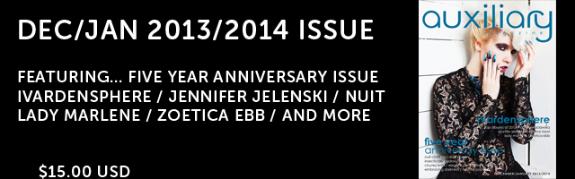 December/January 2013/2014 Issue Shop