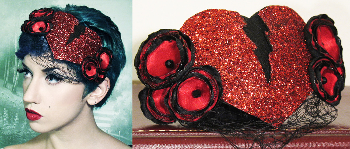 item of the week : The Heartbreaker by Horribly Elcectic
