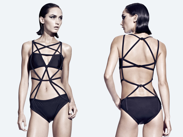 Permanent Link to item of the week : Pentagram Suit II by Chromat