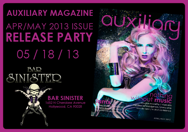 April/May 2013 Issue release party