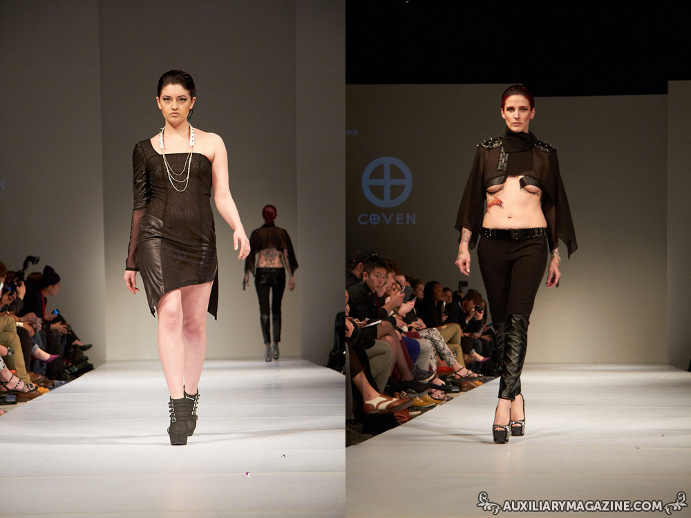 Permanent Link to runway : Dystropolis at FAT 2013