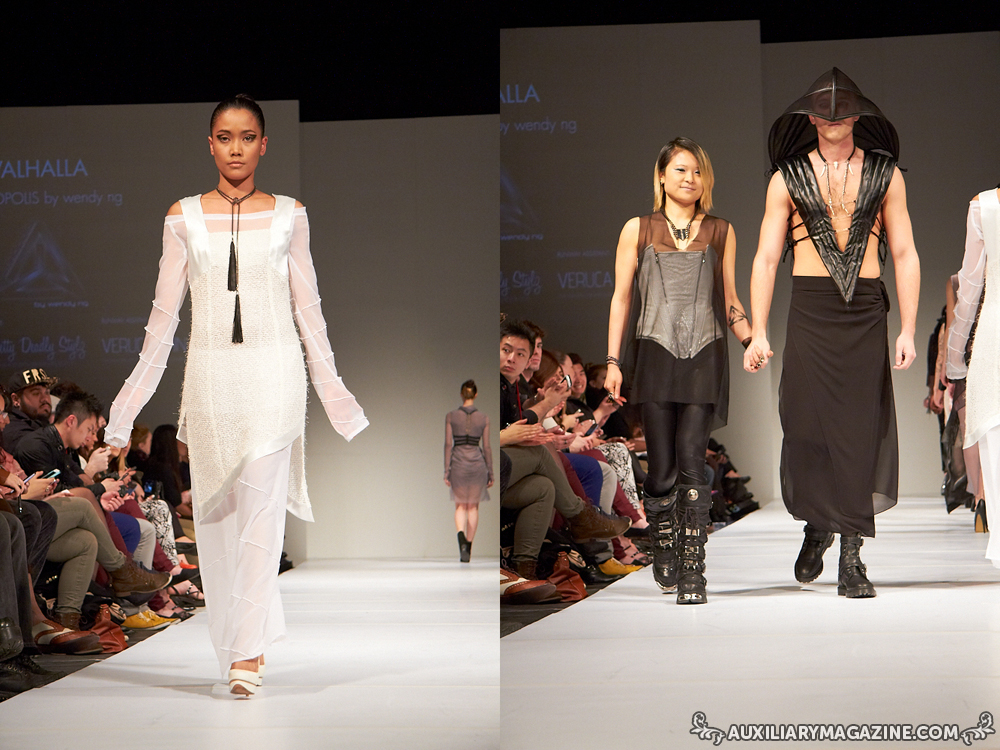 runway : Dystropolis at FAT 2013