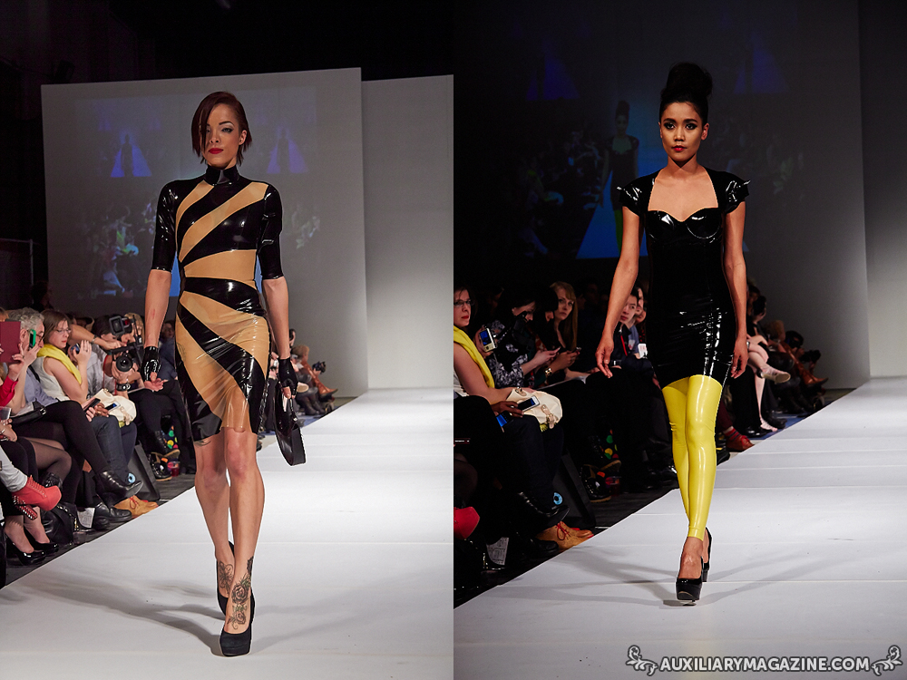 runway : House of Etiquette at FAT 2013
