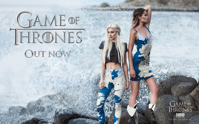 Black Milk Game of Thrones
