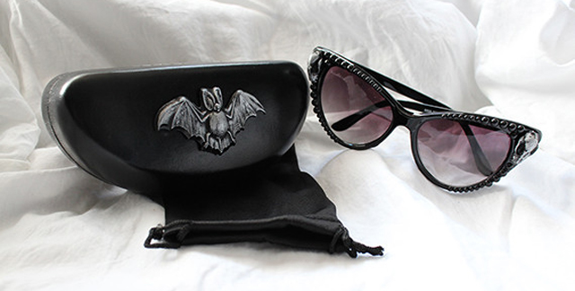 item of the week : The Vampire Goddess Sunglasses by Dahlia Deranged