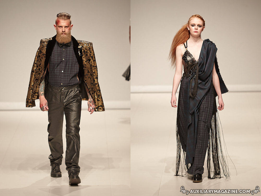runway : David C. Wigley at FAT 2014