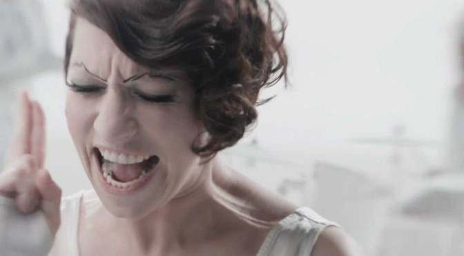music video : Amanda Palmer – Not the Killing Type