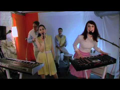 music video : Freezepop – Doppleganger remixes