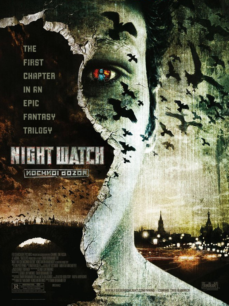 vampire films list Night Watch