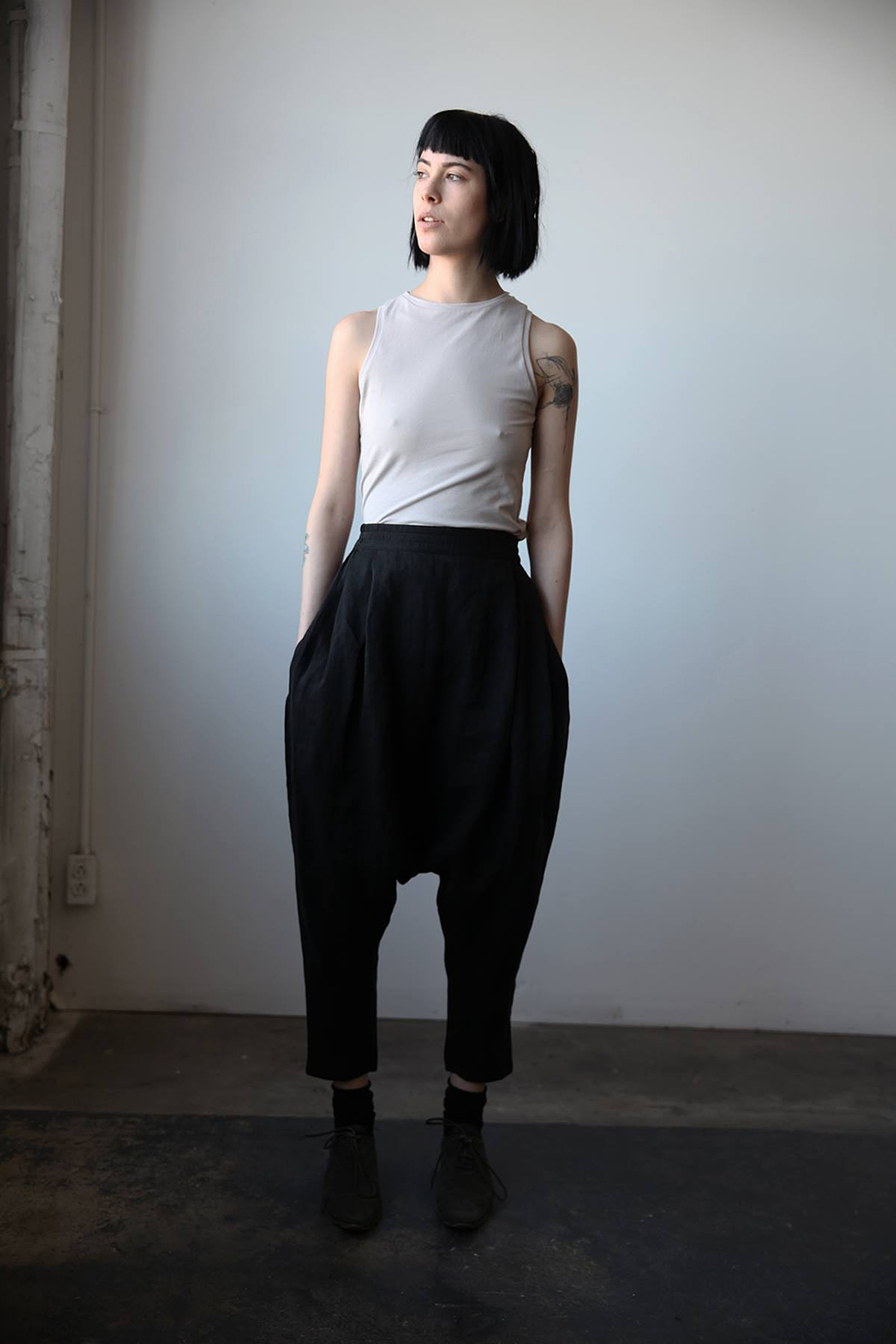Ovate Spring-Summer 2016 Trousers
