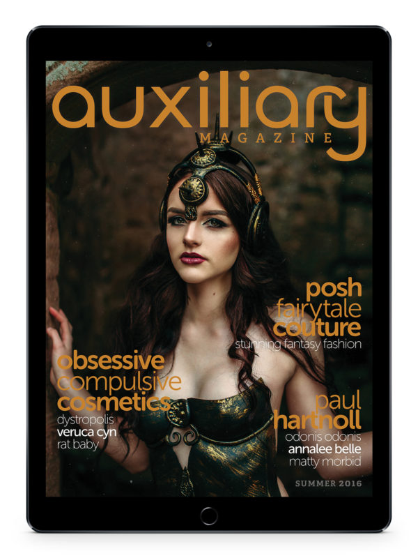 Auxiliary Magazine Summer 2016 Issue