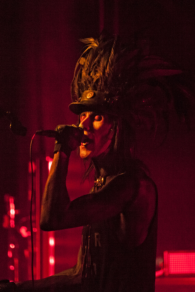 IAMX Everything is Burning Tour