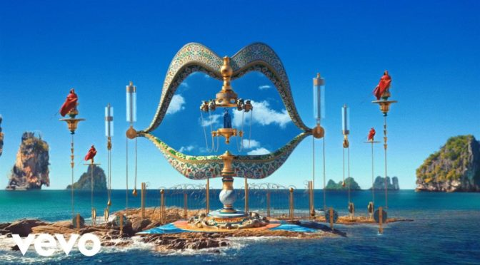High and Low music video by Empire of the Sun