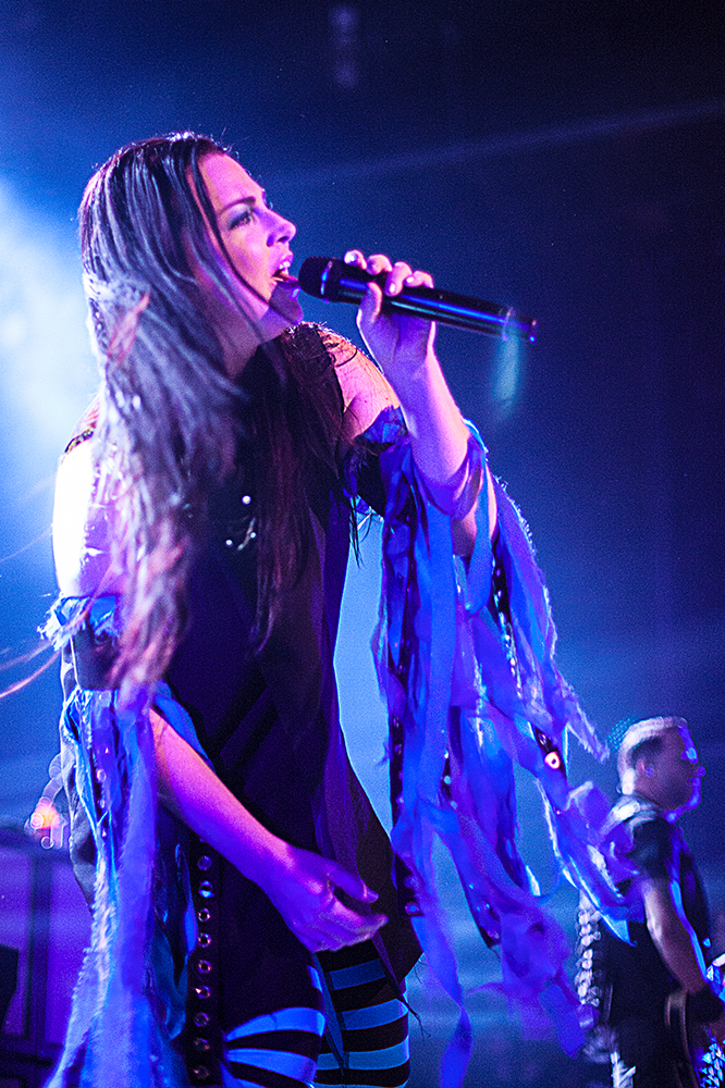 Evanescence In Concert Tour