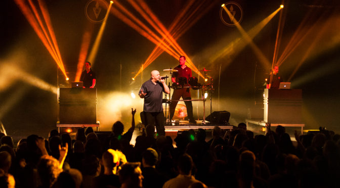 VNV Nation Compendium Tour