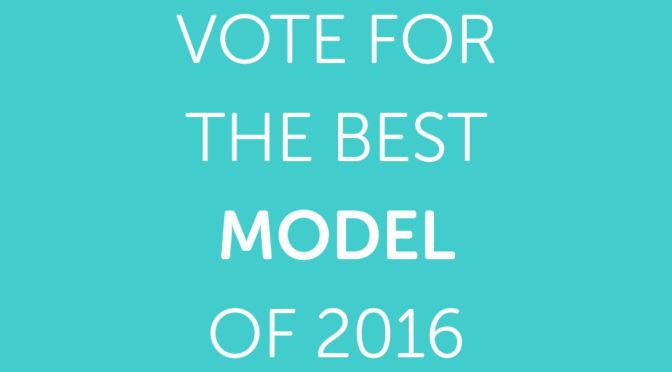 Vote for the Best Model of 2016