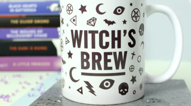 The Witch's Brew Coffee Mug by Fable & Black will Rock your Morning