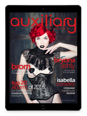 Auxiliary Magazine Winter 2016 Digital Issue