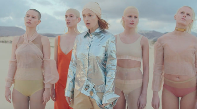 Anymore music video by Goldfrapp