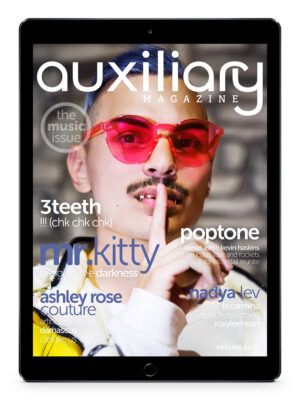 Auxiliary Magazine Spring 2017 Digital Issue
