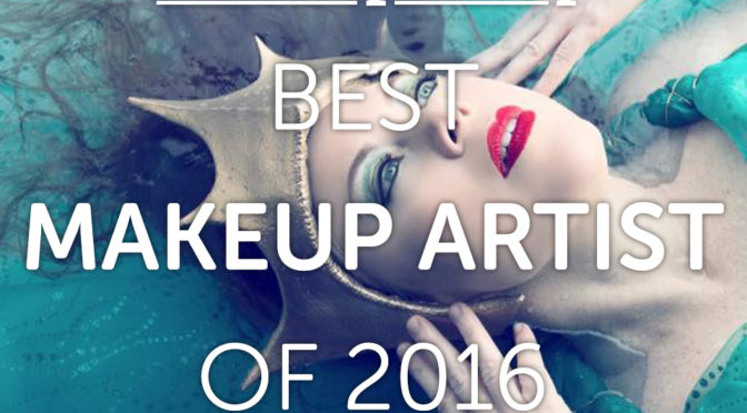 Makeup Vamp winner of Best Makeup Artist of 2016