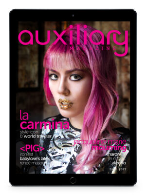 Auxiliary Magazine Fall 2017 Digital Issue