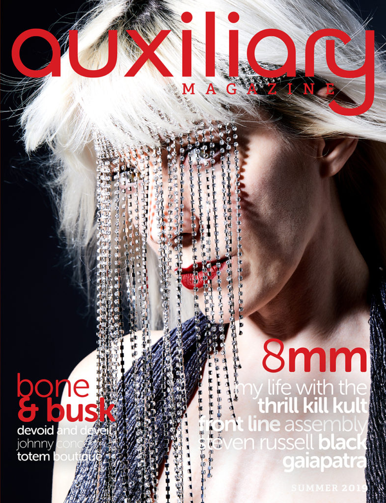 Auxiliary Magazine - The magazine for alternative fashion, music
