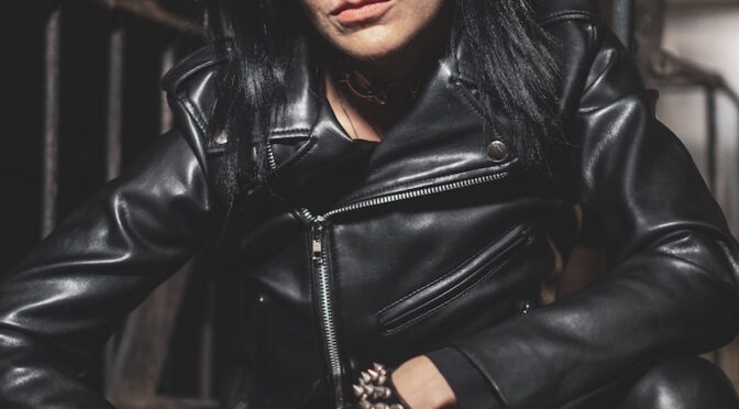 Pay Tribute and Draw Inspiration from Joan Jett with our Muses Beauty Feature