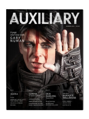 Auxiliary Magazine Summer 2021 Print Issue